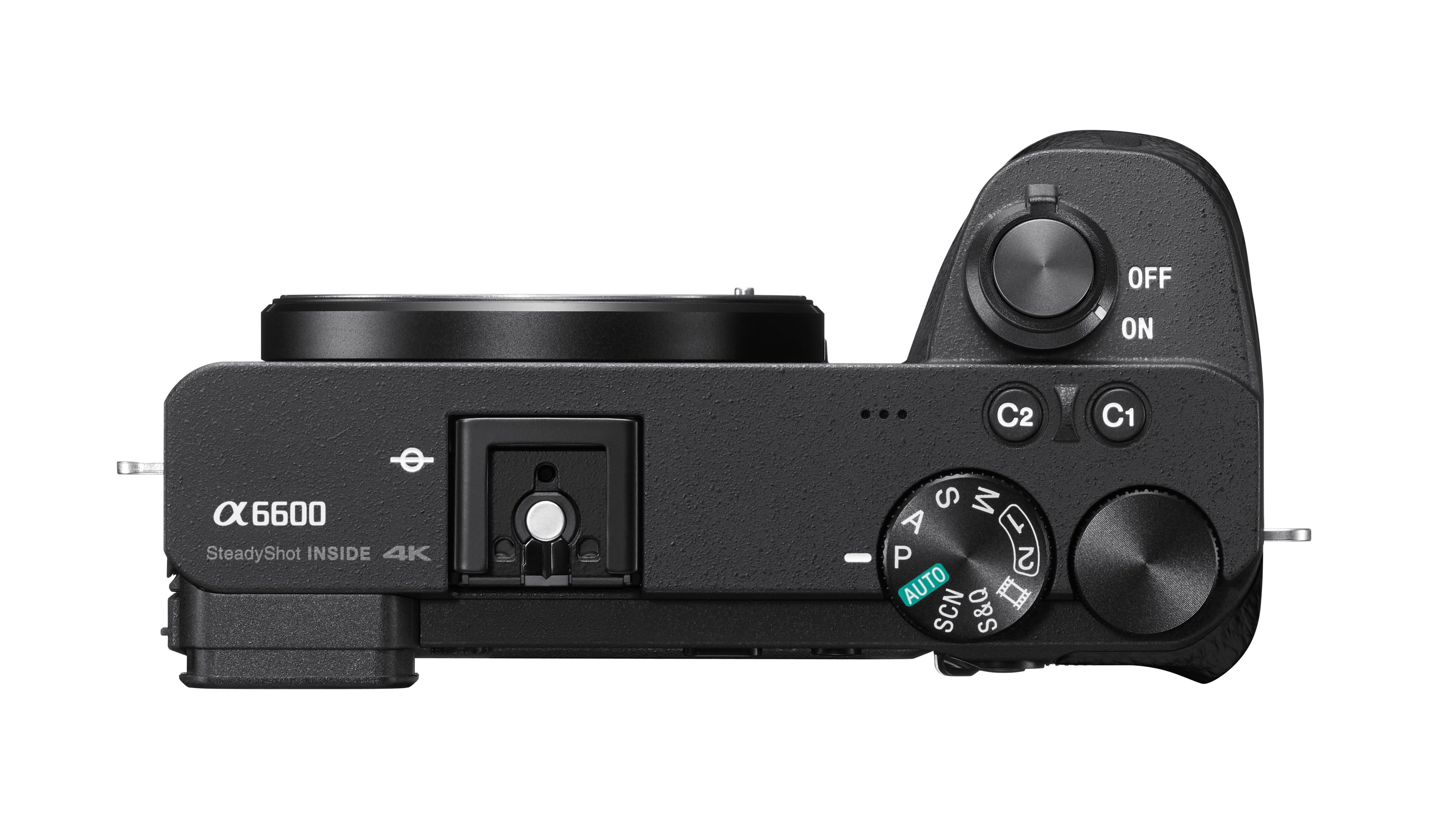 Sony Alpha 6600 Mirrorless Digital Camera Body