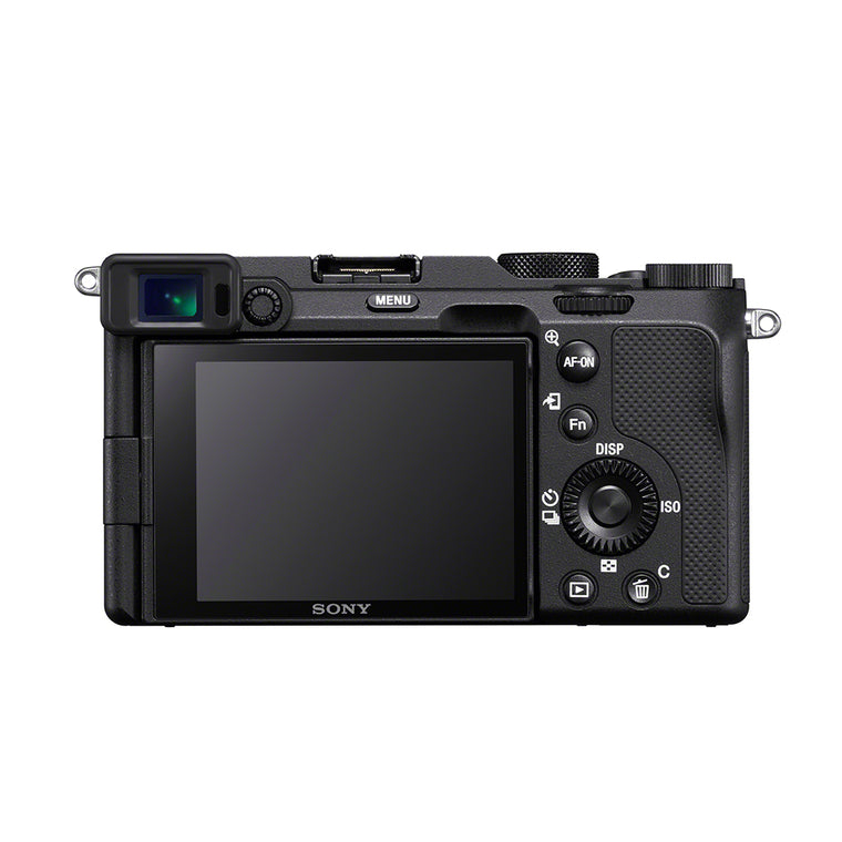 Sony A7C Digital Camera Body - Black