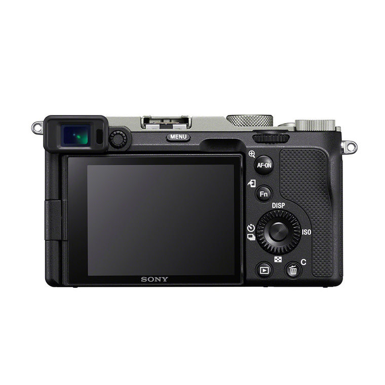 Sony A7C Digital Camera Body - Silver
