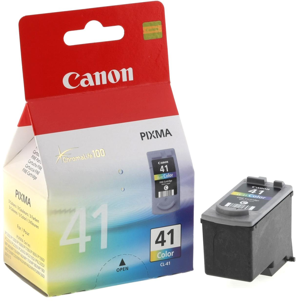 Canon CL41 Colour ChromaLife Ink Cartridge