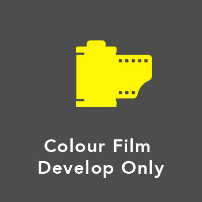 Colour Film Develop Only