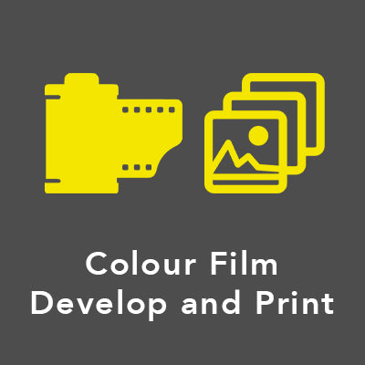 Colour Film Develop and Print