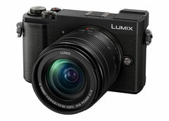 Panasonic LUMIX GX9 Digital Camera with 12-60mm f3.5-5.6 G Lens