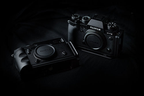 Custom Designed L-Bracket made for the X-T2