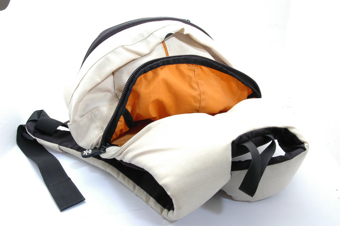 Used Crumpler Pretty Boy Backpack L - Tan