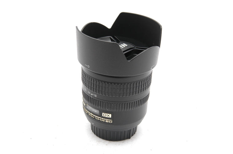 Used Nikon AF-S 18-70mm f/3.5-4.5G IF-ED DX Lens