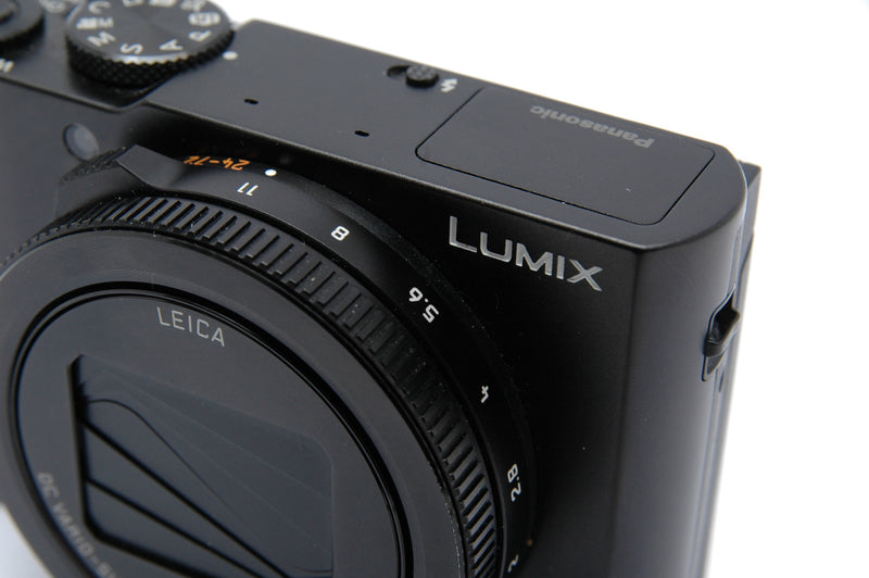 Used Panasonic Lumix DMC-LX15 Digital Compact Camera