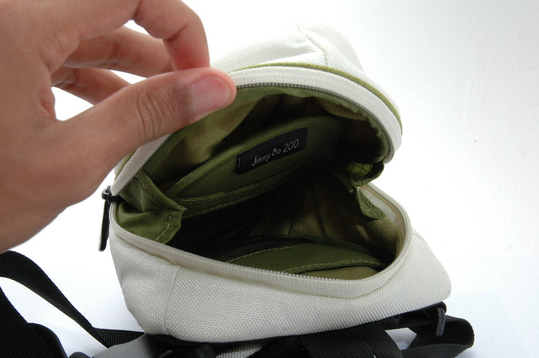 Used Crumpler Jimmy Bo 200 Pouch
