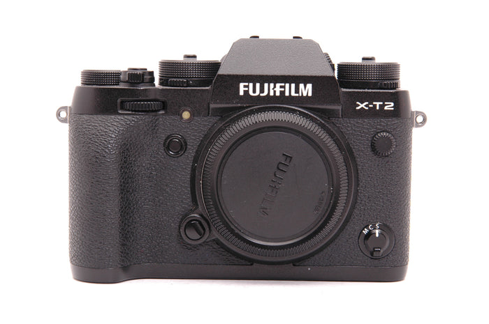 Used Fujifilm X T2 Body Black Cambrian Photography