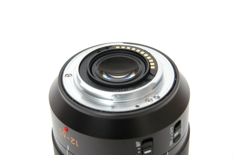 Used Panasonic Leica DG Vario-Elmarit 12-60mm f/2.8-4.0 ASPH Power OIS Lens