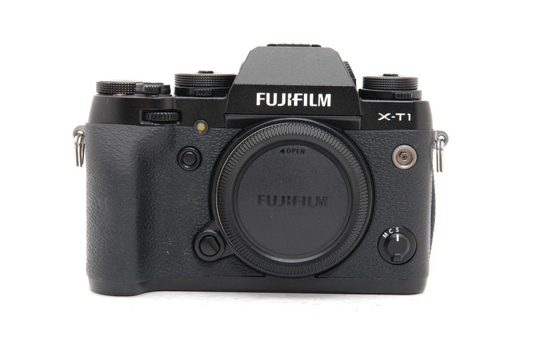 Used Fujifilm X-T1 Camera Body - Black