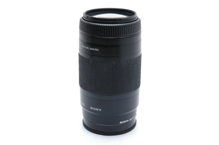 Used Sony 75-300mm f4.5-5.6 Lens - Sony A Mount