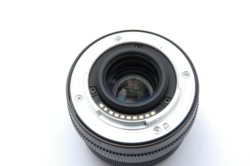 Used Fujifilm Xf 35mm F2 R Wr Lens Cambrian Photography