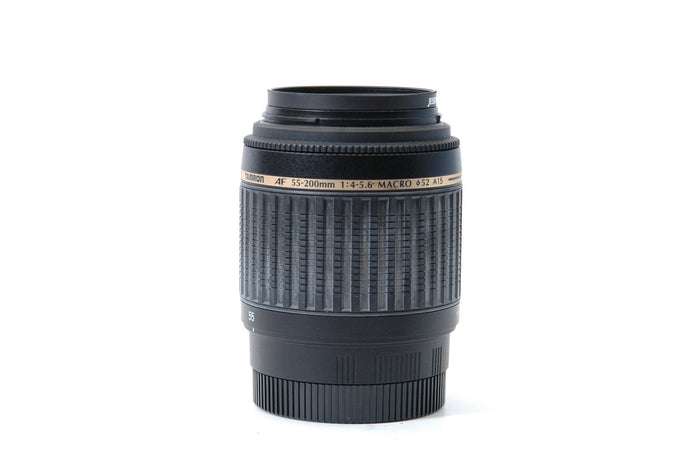 Tamron AF 55-200 f/4-5.6 Macro A15 DiII Sony A Mount - Cambrian Photography - 3