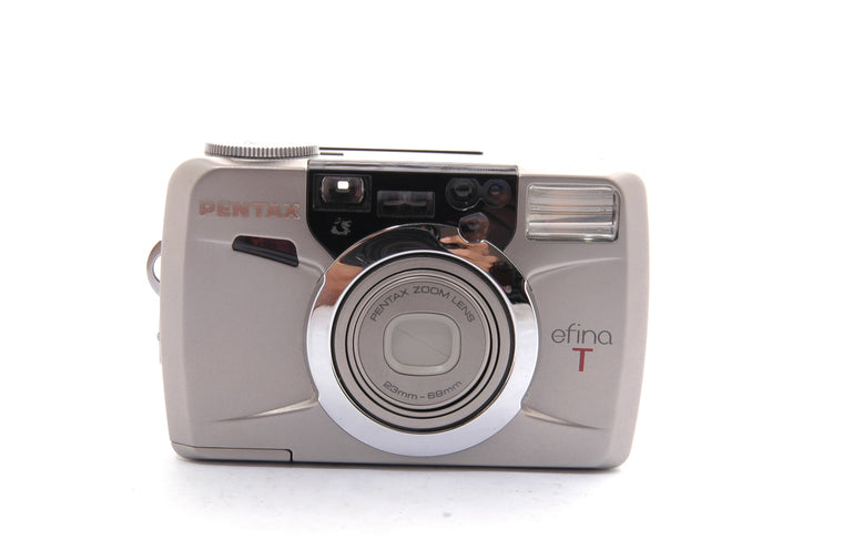 Used Pentax Efina T APS Film Camera