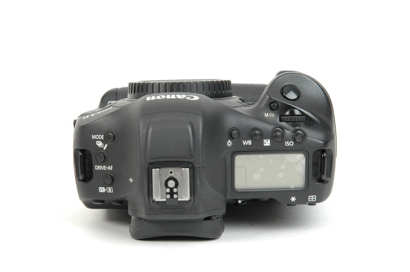 Used Canon EOS 1DX Mark II Camera Body - Black