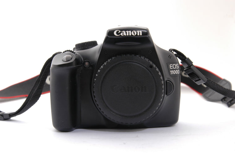 Used Canon EOS 1100D Camea Body - Black