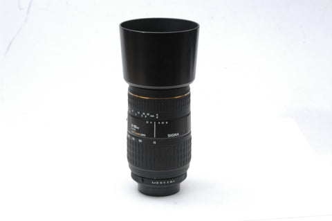 Sigma APO Macro Super 70-300mm 1:4.5-5.6 Nikon Fit - Cambrian Photography - 1