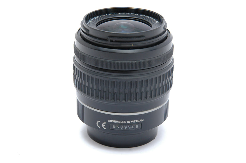 Used Pentax DA L 18-55mm f3.5-5.6 AL Lens