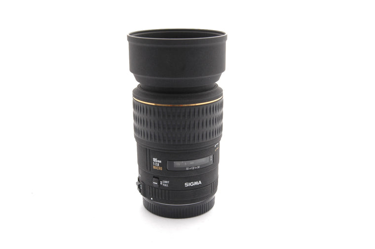Used Sigma 105mm f/2.8 EX Macro For Canon EF