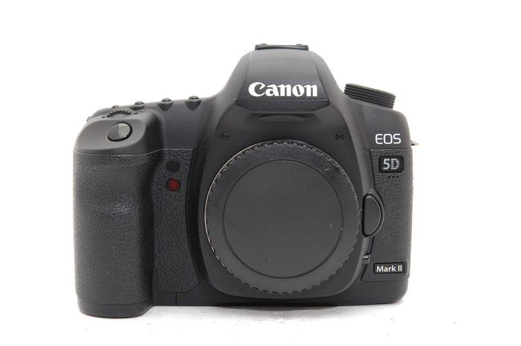 Used Canon EOS 5D II Camera Body - Black