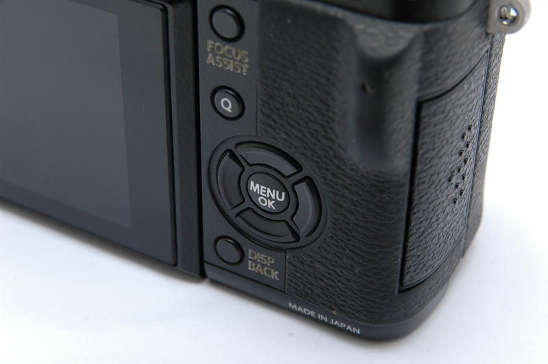 Used Fujifilm X-T1 Body - Black