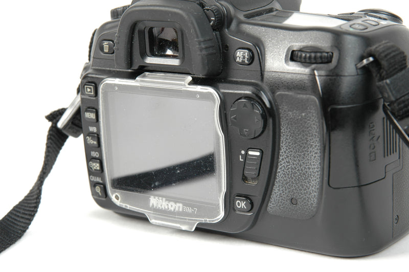 Used Nikon D80 Camera Body - Black