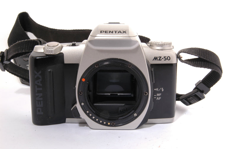 Used Pentax MZ-50 35mm Film Camera Body