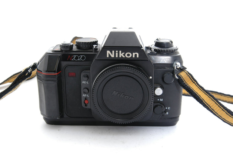 Used Nikon N2020 Camera Body - Black