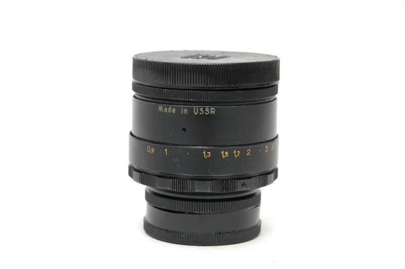 Used Helios-44-2 58mm f2 Lens for M42