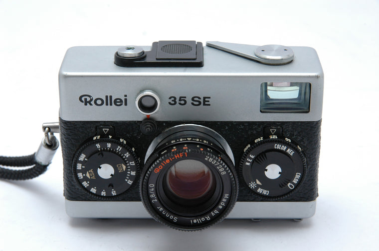 Used Rollei 35 SE 35mm Film Camera