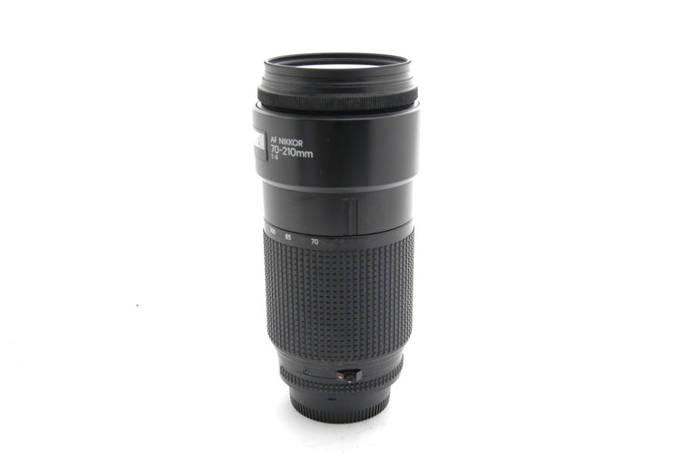 Used Nikon AF Nikkor 70-210mm f4 Lens (Faulty)