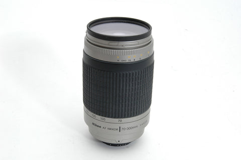Nikon AF 70-300mm f4-5.6G Lens - Cambrian Photography - 1