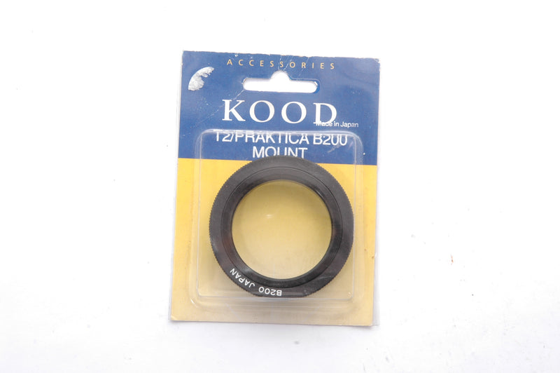Kood T2/Praktica B200 Mount Adapter