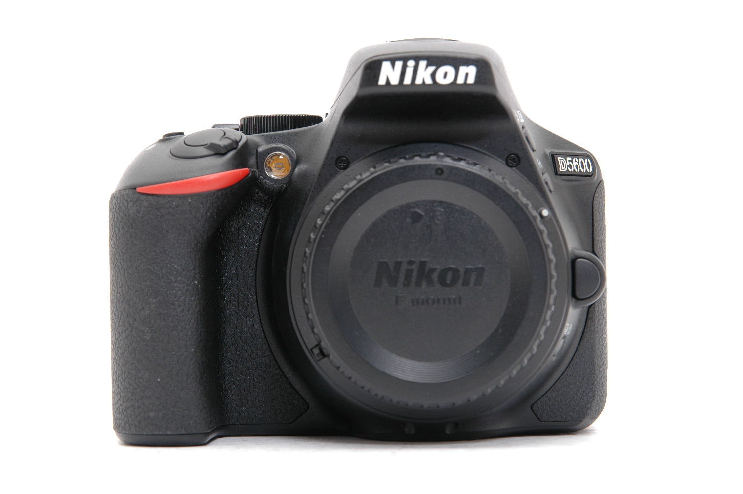 Used Nikon D5600 Body - Black
