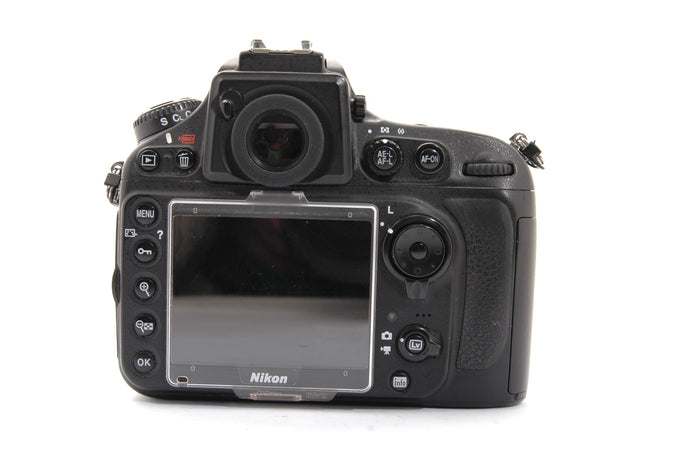Used Nikon D800 Camera Body - Black