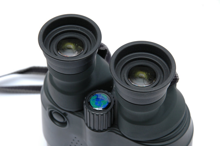 Used Canon Binoculars 18x50 IS All Weather