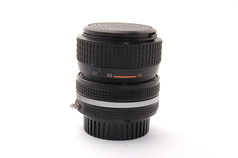 Used Nikon 35-70mm f3.5-4.5 Manual Focus Lens