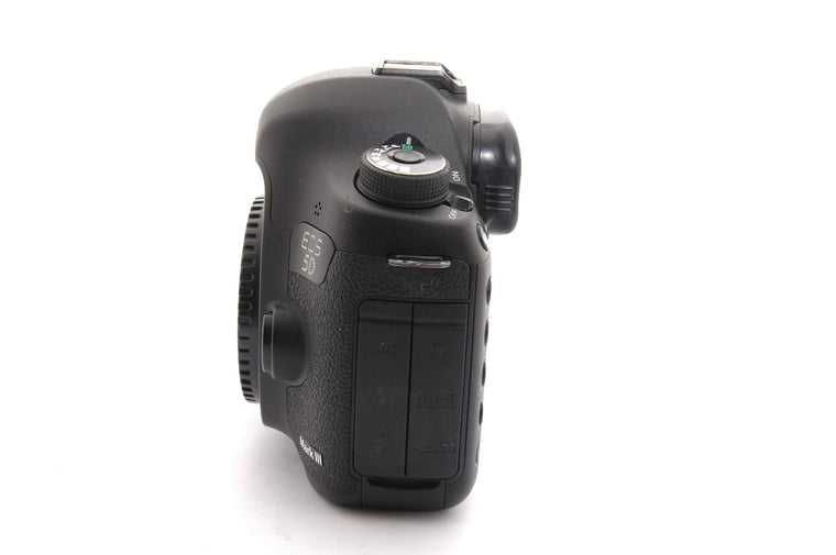 Used Canon EOS 5D III Camera Body - Black