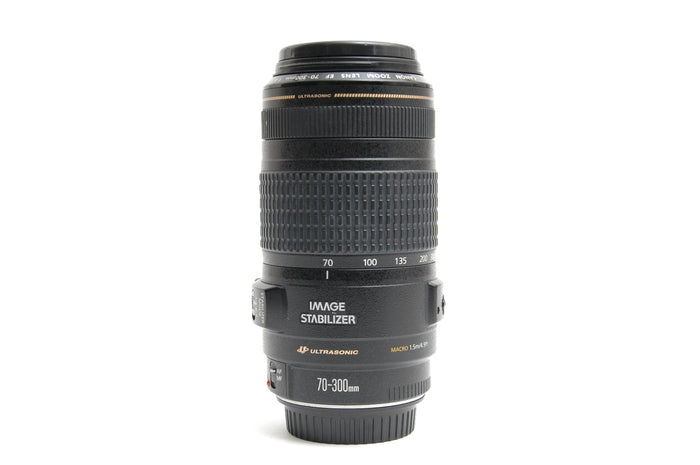 Used Canon EF 70-300mm f/4-5.6 IS USM Lens