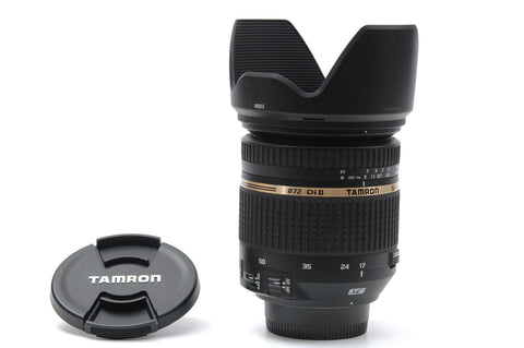 Tamron SP AF 17-50mm f/2.8 XR DiII VC  Nikon - Cambrian Photography - 1