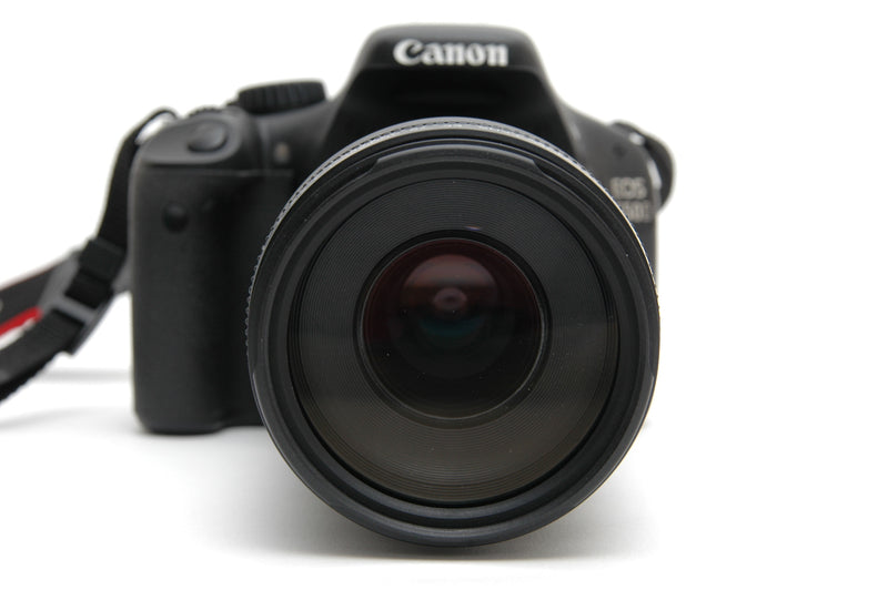 Used Canon EOS 550D with Canon EF 75-300mm f/4-5.6 II Lens