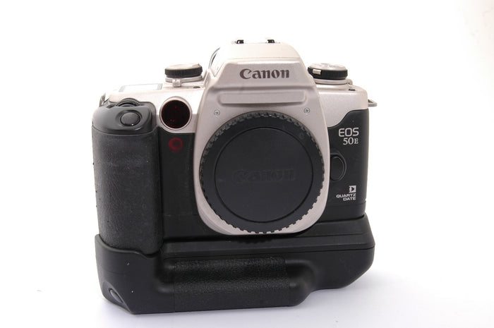 Used Canon EOS 50E with Grip