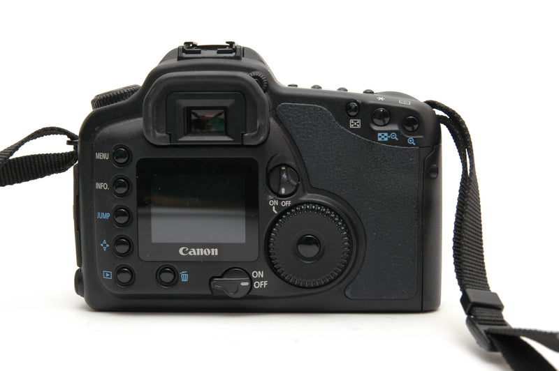 Used Canon EOS 10D Camera with Canon 22-55mm f4-5.6 Lens