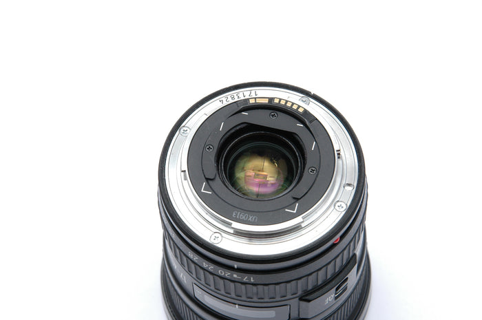 Used Canon EF 17-40mm f/4 L IS USM