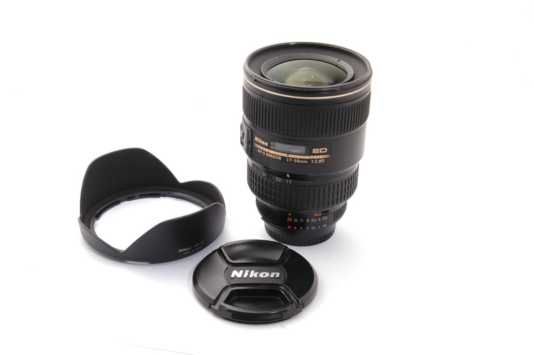 Used Nikon AF-S 17-35mm f/2.8D IF-ED Lens