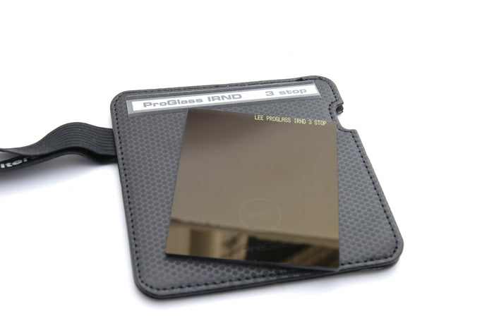 Used Lee Filter Sev5n Pro Glass IRND 0.9 ND Filter (3 Stop)