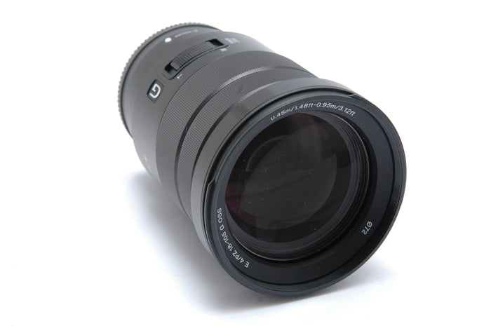 Used Sony EPZ 18-105mm f/4 G OSS Sony E mount Fit