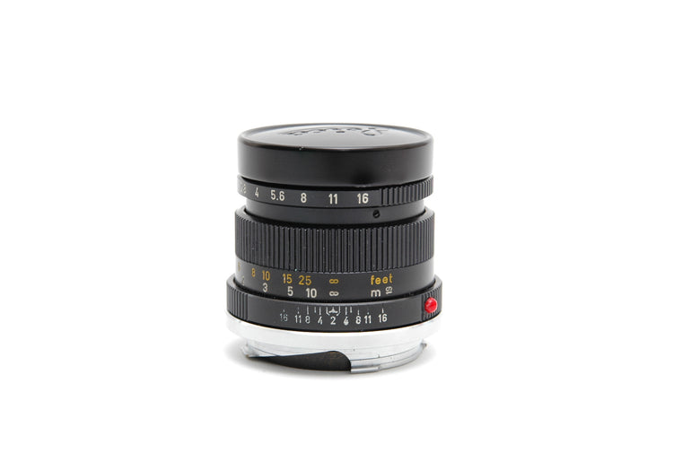 Used Leica Summicron 50mm f2 Lens