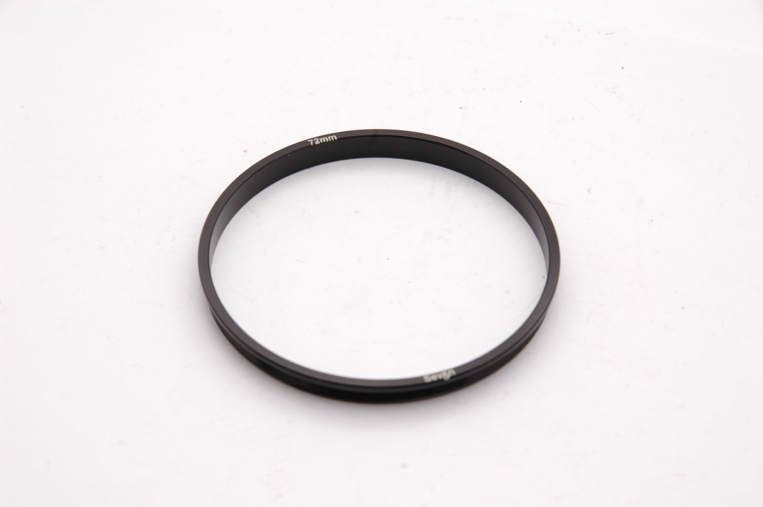 Used Lee Filters Seven5 Adaptor Ring 72mm